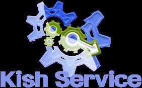 kish sevice logo
